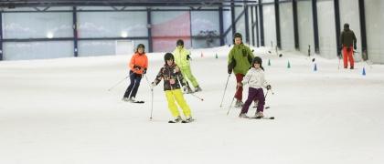 Vrij skiën of snowboarden
