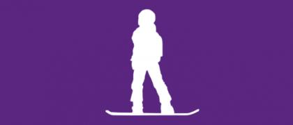 8-12 jaar snowboarden